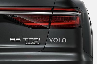 Why The F*%#! Audi Plans To Add More Alphanumeric To Its Names!