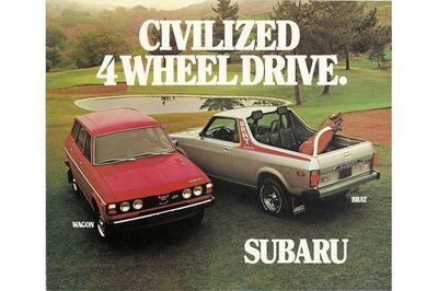 The Subaru Brat: Too Weird For Its Own Good?