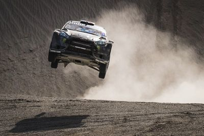Video: Ken Block's Jaw-dropping Take On Utah's Sand Dunes!