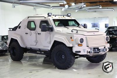 An Armoured Ford F-550XL will cost you $699,900!