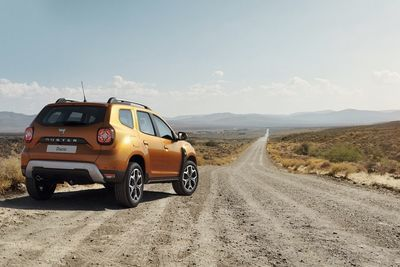 The New Dacia Duster That Will Premiere In Frankfurt!