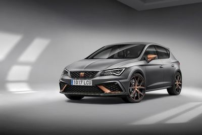 The New Seat Leon Cupra R Will Debut Alongside Other Alexa Connected Cars