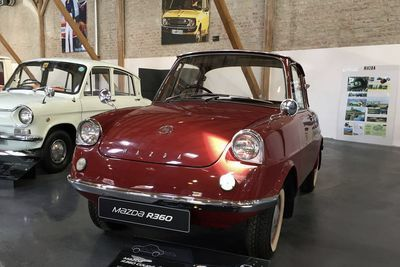 The 8 True Gems At The Mazda Classic Museum In Germany