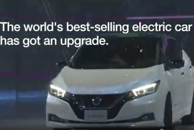 Video: The Nissan Leaf Takes It One Step Further With One-pedal Driving!