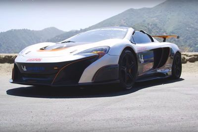 Video: A 1200hp Triple-turbo Mclaren! Yes Please!