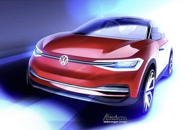 Video: The Updated Vw I.d Crozz Concept Driverless Electric Car Heading To Frankfurt!