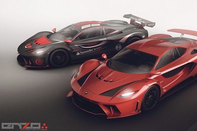 The Poison Concept Is A Stunning Realistic Supercar...