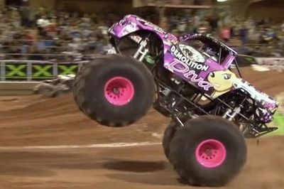 Video: There Is A Monster Truck Kids Team, That's A First!