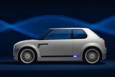 Honda Urban Ev Concept: The Perfect Blend Of Progress And Nostalgia