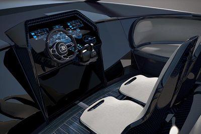 Bugatti Niniette 66 ' A Sport Yacht!