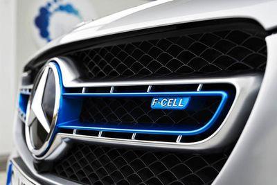 The Mercedes Glc F-cell ' Hydrogen Power!