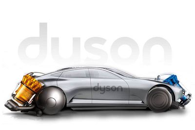 Can We Expect A Dyson Electric Car?