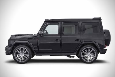 Introducing The Mercedes Amg G65 Brabus 900!