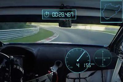 Video: Watch Subaru's Nurburgring Record Lap!