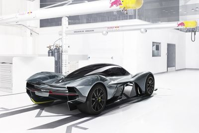 Aston Martin Considering A F1 Engine For 2021!