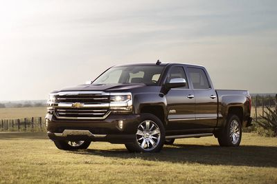 A Quick Look At The 2017 Chevy Silverado 1500 High Country