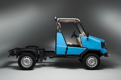 This Is Africa's Battery Bakkie; The Acar!