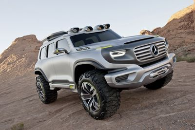 Mercedes Glb, Which Is Under Construction, Will Arrive In 2019!