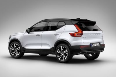 How The Volvo Xc40 Sketch Directly Made It To Production!