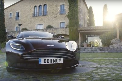 Video: Which Is Better: The New Aston Martin Db11 V8 Or A 5-star Hotel?