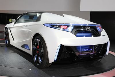 The Upcoming Honda Sport Ev Concept