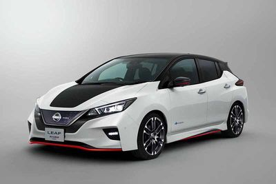 Nissan Nismo Leaf Concept: The Sporty-looking Ev We All Need