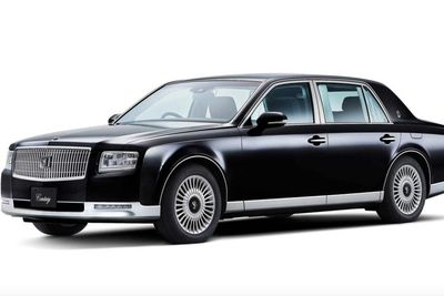 The Toyota Century Finally Coming Into This Century!