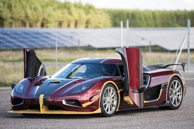 Video: Koenigsegg Agera Rs 0-400 Km/h In 36.44 Seconds