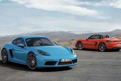 Porsche Launches Monthly Subscriptions From $2,000