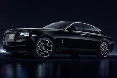 Video: A Rolls-royce Ghost Black Badge Is For Millennials