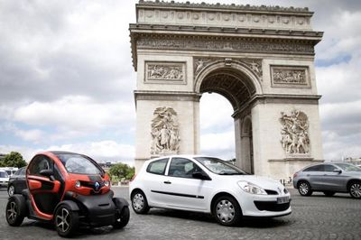 Paris To Ban Gas And Diesel Cars By 2030