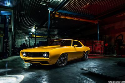 Video: 1969 Chevrolet Camaro Inferno Project Is Stunning!