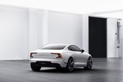 Video: Volvo's High Performance Ev Polestar One Electric Car