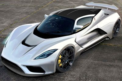 The Hennessey Venom F5 Is Aiming For 300mph