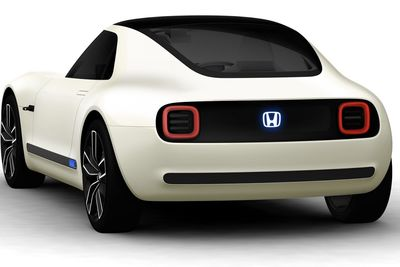 Honda's Sports Ev Concept Is Such A Futuristic Tease
