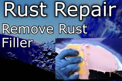 Video: Here's How To Repair Rust On A Car Without Cutting And Welding