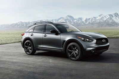 Infiniti Has Something New In The Pipeline For La