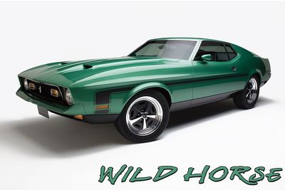 Restoration Pick Of The Week: 1971 Ford Mustang