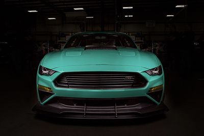The Ford Mustang 729 Supercar Concept, Breathtaking!