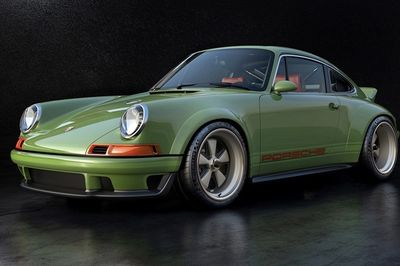Singer Vehicle Design Creates A Custom Porsche 964 Coupé