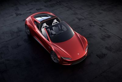 Video: New 2020 Tesla Roadster Unveiled By Elon Musk