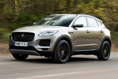 Video: The New Jaguar E-pace Suv 2017