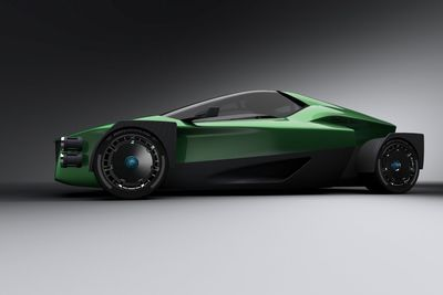 Video: A 1-megawatt Electric On Or Off-road Supercar: Miss R