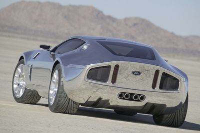 Video: Memory Monday -  2005 Ford Shelby Gr-1 Concept