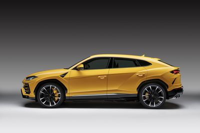 Video: The Urus Is The Lamborghini Of Suvs