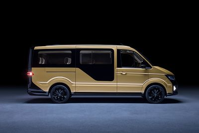 Video: Volkswagen's New All-electric Moia Minibus