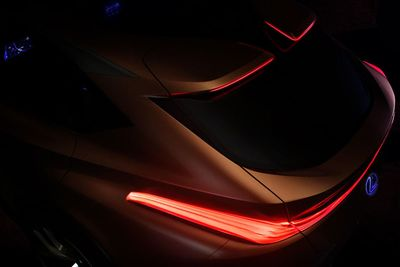 Lexus Teases With Its Lf-1 Limitless Crossover Ahead Of 2018 Detroit Motor Show