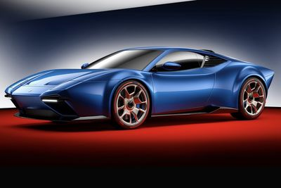 De Tomaso Pantera In The Future Is Worth Checking Out...