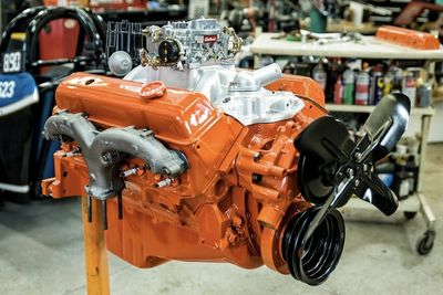 Video: Mesmerising Time Lapse Of A Small Block Engine Build