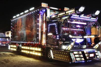 Video: This Is Japan's Most Insane Dekotora Disco Truck